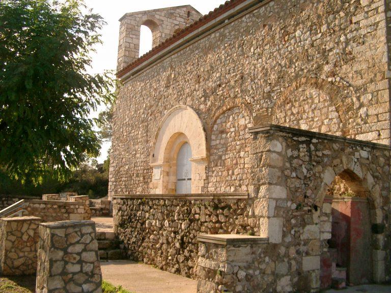 Santuari-de-Foix-vista panoràmica